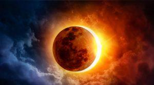 Solar Eclipse – 25 December 2019