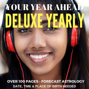 Deluxe Yearly Horoscope