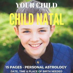 Child Natal Report