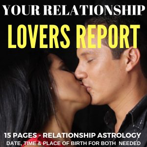 Lovers Astrology Report
