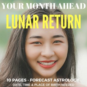 Lunar Return Report