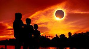 Solar Eclipse – 14 December 2020
